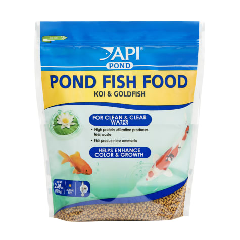 API Pond Dry Fish Food